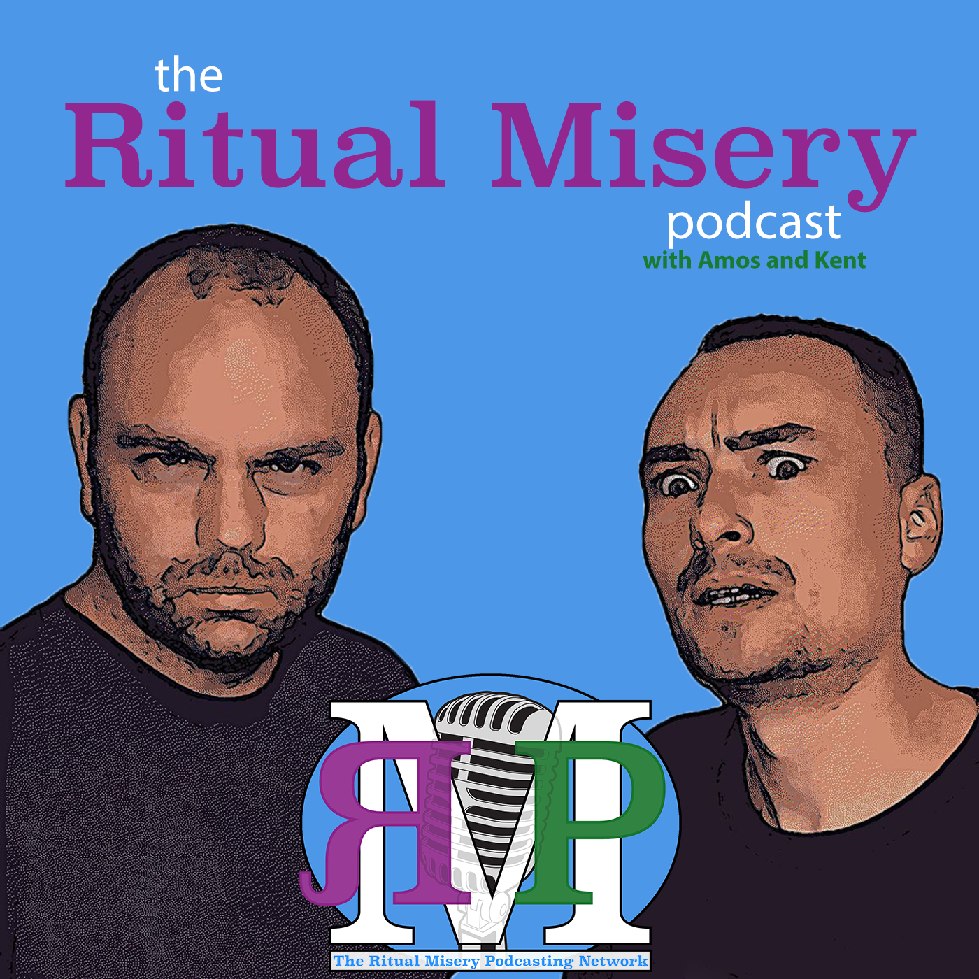 Ritual Misery: Master Audio Feed